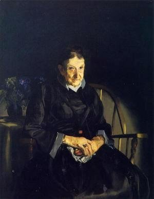 George Wesley Bellows - Aunt Fanny