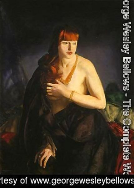 George Wesley Bellows - Nude with Red Hair