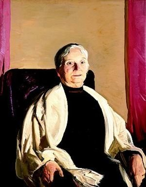 George Wesley Bellows - A Grandmother