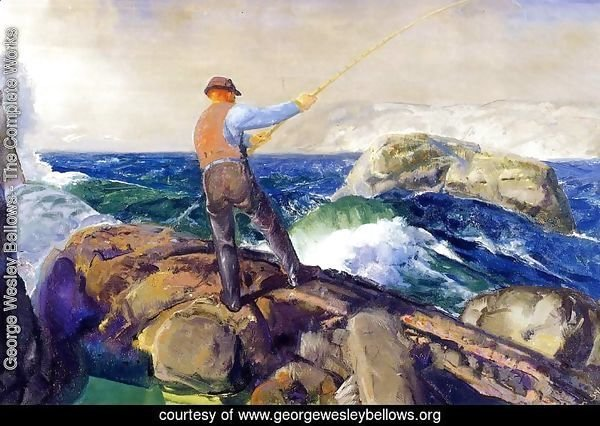 The Fisherman 1917