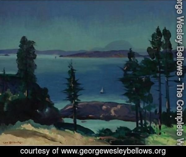 George Wesley Bellows - Day Of Dreams
