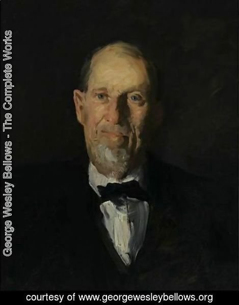 George Wesley Bellows - Uncle Charles