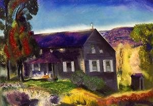 George Wesley Bellows - Black House