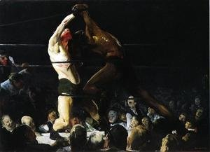 George Wesley Bellows - Both Members Of This Club