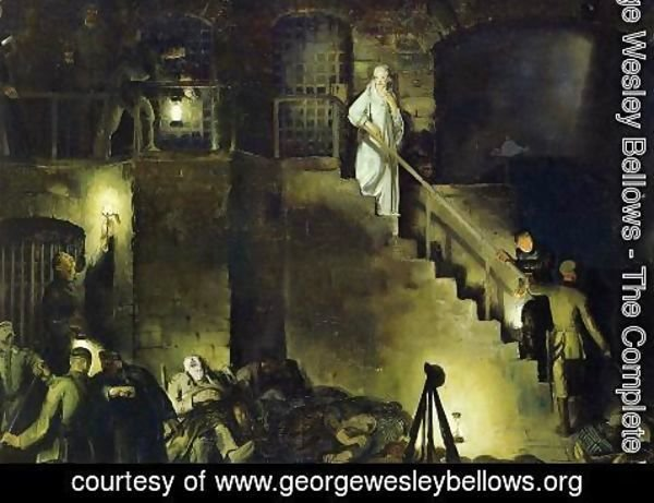George Wesley Bellows - Edith Cavell