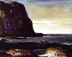 George Wesley Bellows - Evening Swell