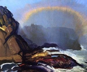 George Wesley Bellows - Fog Rainbow