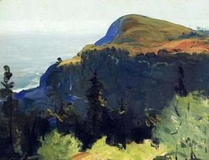 George Wesley Bellows - Hill And Valley