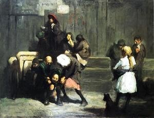George Wesley Bellows - Kids