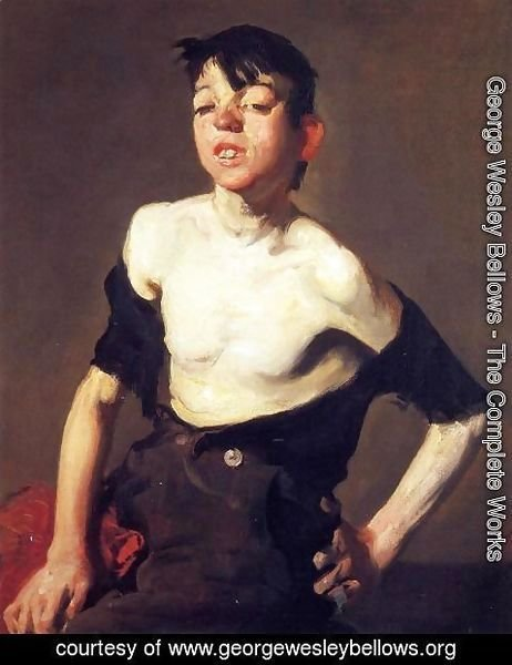George Wesley Bellows - Paddy Flannigan