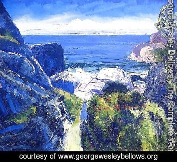 George Wesley Bellows - Paradise Point