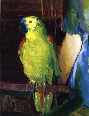 George Wesley Bellows - Parrot