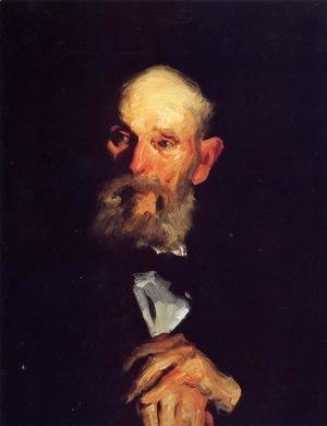 George Wesley Bellows - Portrait Of My Father