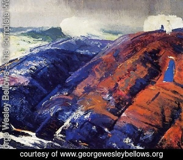 George Wesley Bellows - Summer Surf