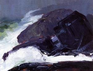 George Wesley Bellows - Tang Of The Sea
