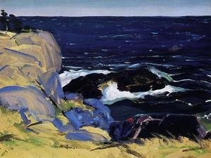 George Wesley Bellows - West Wind