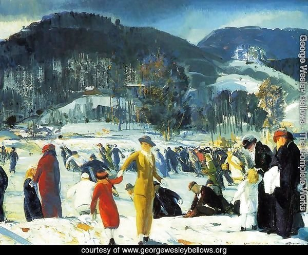 Love of Winter 1914